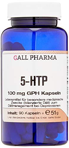Gall Pharma 5-HTP 100 mg GPH, 90 Kapseln