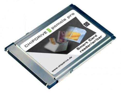 SCM Chipdrive pcmcia pro PCMCIA Chipkartenleser (Klasse 1)