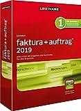 Lexware faktura+auftrag 2019|basis-Version Minibox (Jahreslizenz)|Einfache Auftrags- und Rechnungs-Software für alle Branchen|Kompatibel mit Windows 7 oder aktueller -