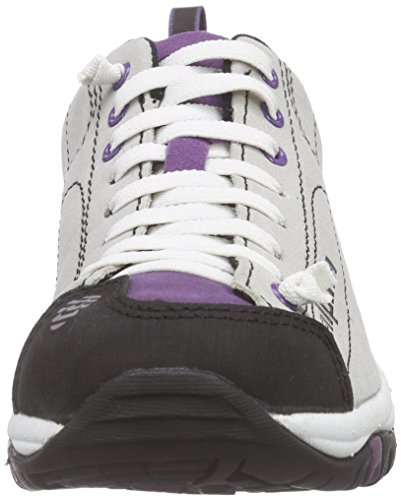 ALPINA - 680342, Scarpe da escursionismo Donna Viola (Violett (white/violet))