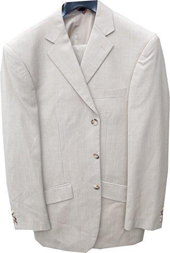 Anzug - 3 Teiler - von Studio Coletti in Beige Gr. 94