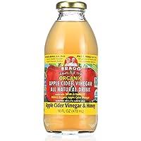 Bragg - aceto di sidro di mele biologico tutti bevanda naturale aceto & miele - (Mela Biologica Sidro)