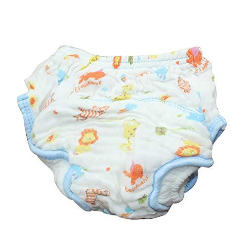 Steellwingsf - Couche-culotte anti-fuite - Bébé (garçon) 0 à 24 mois Lion*