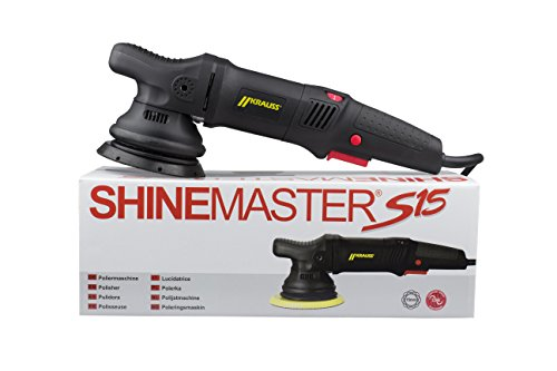 Krauss Shinemaster S15 Exzenter Polierer Poliermaschine BUF_100.5_S15