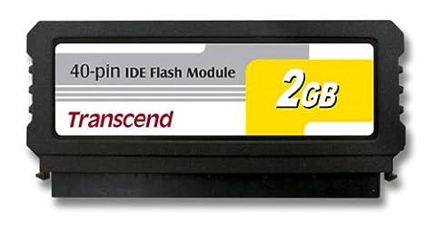 Transcend Festplatten 2GB Solid State Disk (2gb Ide Flash-modul)