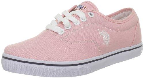 us-polo-association-womens-dottie-trainers-pink-pink-5-uk-36-eu