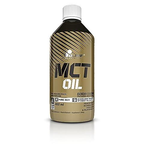 Olimp MCT Oil 400 ml Liquid Source Of Energy - 2x More Energy Than Glucose