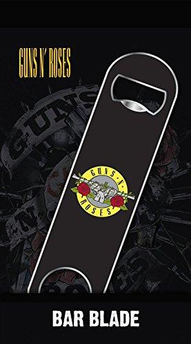 Guns N' Roses Bar Blade Flaschenöffner Logo
