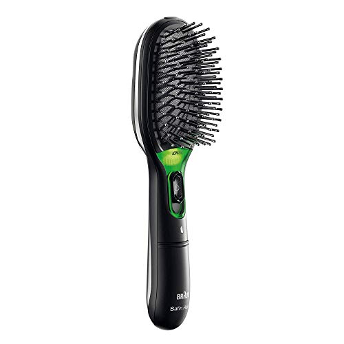 Braun Satin Hair 7 IONTEC brush BR710 - Hair brush with Ionic technology to boost shine