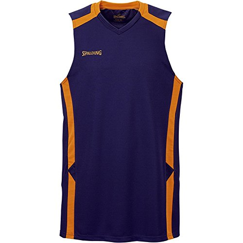 k Top Basketball Trikot marine-orange marine/fluo orange, XXL ()