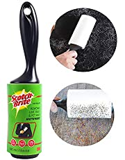 Scotch-Brite Lint Roller with 30 Sheets