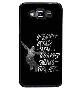 PRINTSWAG QUOTE Designer Back Cover Case for SAMSUNG GALAXY GRAND 3
