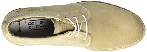 Camel Active Sunset 12, Desert Boots Homme Beige (Cord 02)