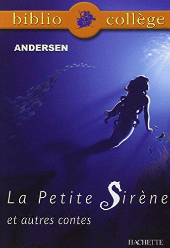 La petite sirène et autres contes par Hans Christian Andersen