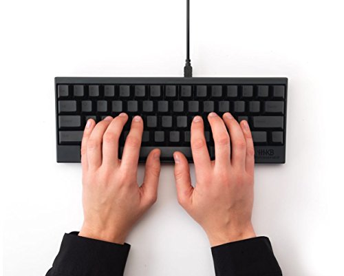 Happy Hacking Keyboard Professional 2 mit 2 Jahren Herstellergarantie