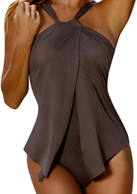 Ouneed Las mujeres atractivas pedazo Enterizo Bikini traje de baño