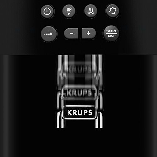 41tlNbbf%2BCL. SS500  - Krups Arabica Digital, Bean to Cup, Coffee Machine, Black