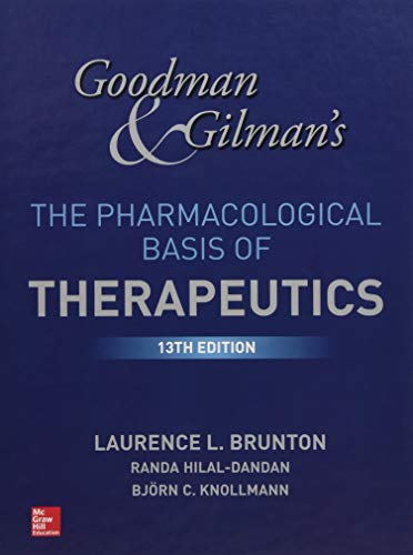 G&G'S The Pharmacological Basis Of Therapeutics (Goodman and Gilman