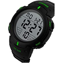 TTLIFE 1068 Mens multifunzionale Digital Outdoor Sports orologio da polso impermeabile