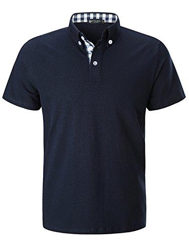 Adidas ultimate 365Solid Polo de Golf Homme M bleu 0PFQ7n5I