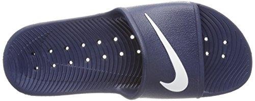 blanc Shower Badeschuhe Kawa Nike Marine Nuit Blau Herren Bleu Dusch IwUxcqpzEU