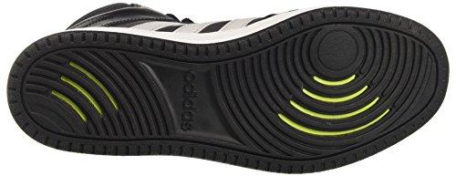 adidas Herren CF Super Hoops Hohe Sneaker Grau (Core Black/grey One /utility Black )