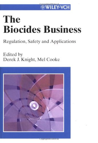 The Biocides Business: Regulation, Safety and Applications