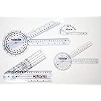 AnthroFlex Set de 4 Goniómetros