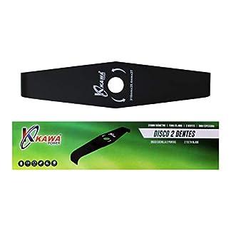Kawapower KW079 Disco cuchilla de 2 puntas 310X3.0 para desbrozadora