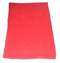 Sofias Exclusive Cashmere Self Jacquard Woven Medium Shawl,Size-70 cms x 200 ...(New)