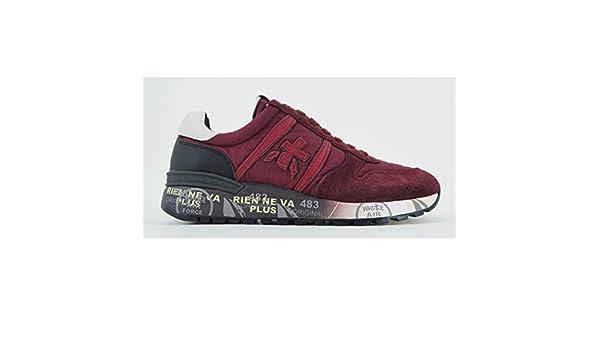 Taglia Colore Bordeaux 2482 Lander Sneaker Premiata 42 6TpqBIBAPH