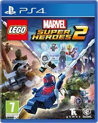 Lego Marvel Super Heroes 2 - Playstation 4 (Ps4) Lingua Italiana
