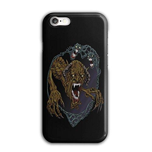 Monster Halloween Horror Schlecht Monster iPhone 8 Hülle | Wellcoda