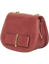 Trendberry Pink Bow Sling Bag