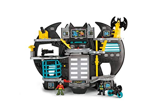 Fisher-Price X7677 - Imaginext Bathöhle, ()