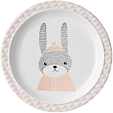 Plato llano infantil modelo Sophia-Rabbit Bloomingville