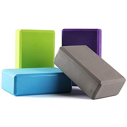 rungao bloque de Yoga Pilates ladrillo espuma de alta densidad ejercic