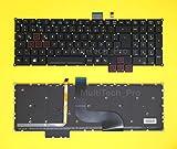 Motecpro DE Tastatur f. Acer 17 G9-791 G9-792 G9-793 GX-791-77CF mit Beleuchtung