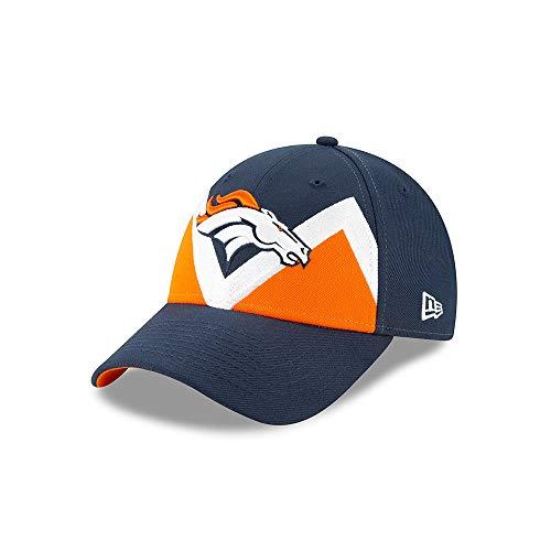 New Era - NFL Denver Broncos Draft 2019 On-Stage 9Forty Strapback Cap - Blau