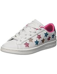 Skechers Omne-Lil' Star Side, Zapatillas Para Niñas