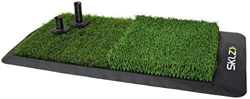 SKLZ Rick Smith Launch Pad Golf Abschlagmatte, Grün, SK6504001 -