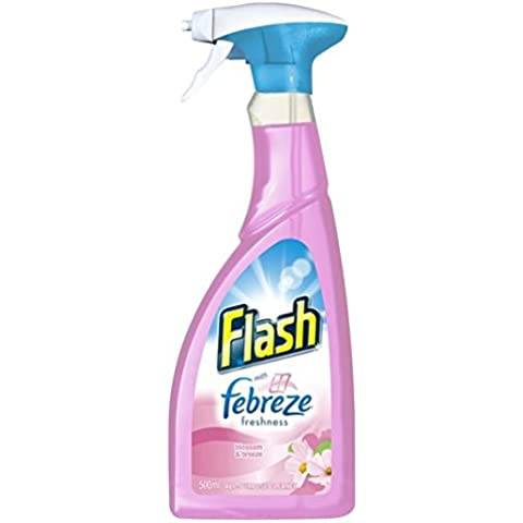 Flash Detergente Spray Fiori Breeze fragranza 500 ml