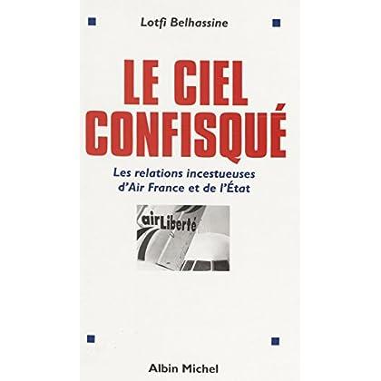 Le ciel confisqué : les relations incestueuses d'Air France et de l'État (Essais Doc.)
