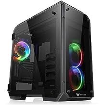 Thermaltake View 71 TG RGB - Carcasa para PC, color negro