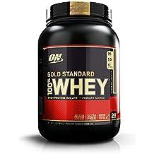 Optimum Nutrition Gold Standard 100% Whey Proteína en Polvo, Chocolate - 908 g