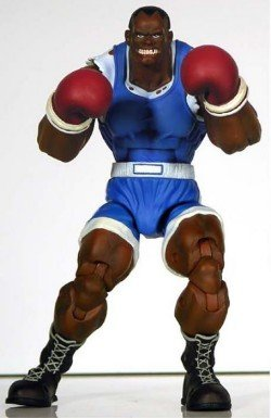 Sota Toys Street Fighter Figura PVC ca 17cm Serie 3 - Balrog 1