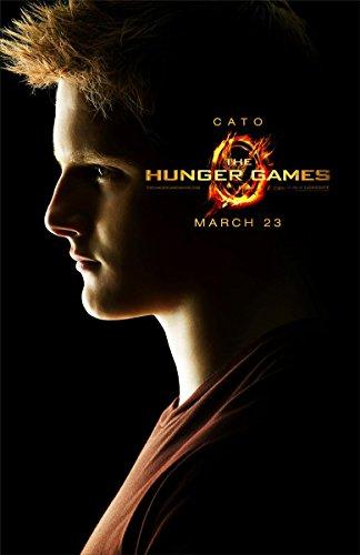 The Hunger Games Die Tribute von Panem Poster Cato (68,5cm x 101,5cm) + 1 Traumstrand Poster Insel Bora Bora zusätzlich