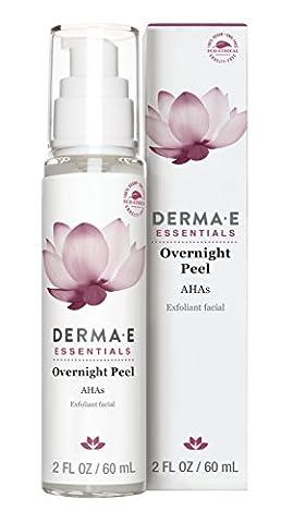 Derma E, Overnight Peel with Alpha Hydroxy Acids, 2 fl oz (60 milliliter)