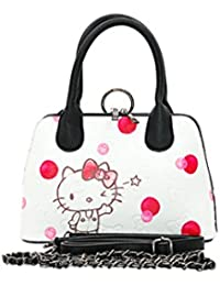 Damen Schultertasche Animation 5 Hello Kitty mX92X