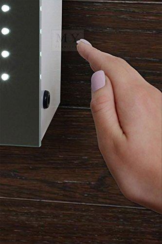 Beleuchteter Spiegelschrank mit Bewegungssensor – 40 cm - 3